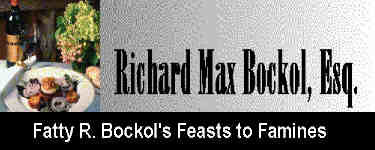 Bockol's Feasts to Famines